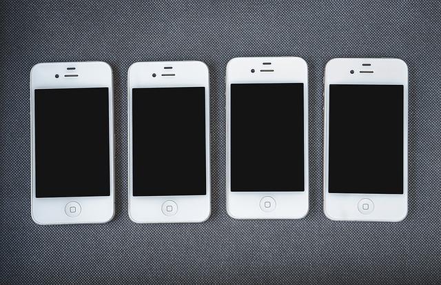 китайские смартфоны не отличить