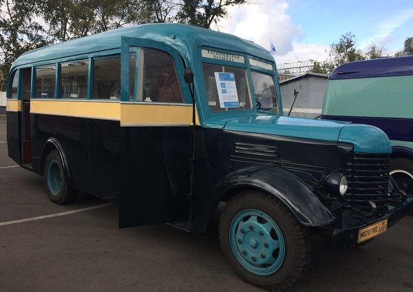 Автобус АКЗ, 1947 года выпуска