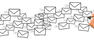 деловое общение по электронной почте