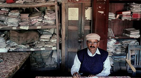 Налоговый инспектор Индия