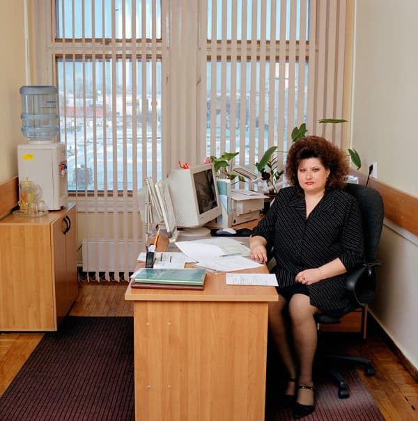Секретарь коммунальных служб Томской области Россия