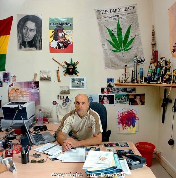 Служащий управления по борьбе с наркотиками Франция