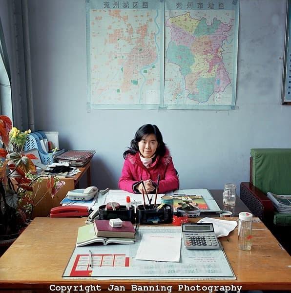 Специалист по экономическим вопросам Китай