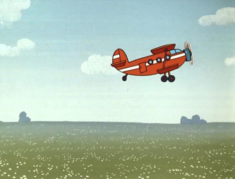 Будни военного городка летчиков