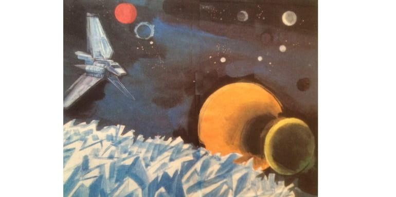 дистанционное обследование в космосе